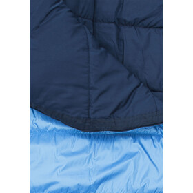 Haglöfs Moonlite -1 Sacco a pelo 190 cm blu